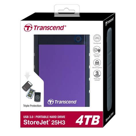 Transcend Storejet 25h3 Antishock 4tb Usb 30 external products help tech co ltd