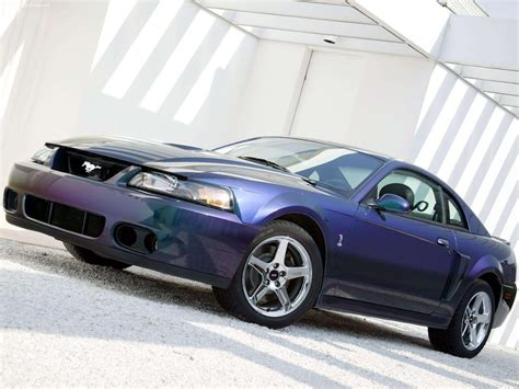 ford svt mustang cobra mystichrome 2004 pictures information specs