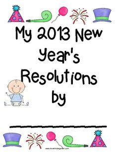 new year literacy activities new year s resolutions resolutions and literacy on