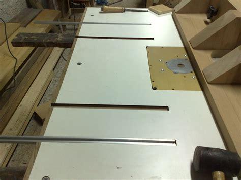 banco fresa autocostruito falegnameria in generale autocostruzione banco fresa