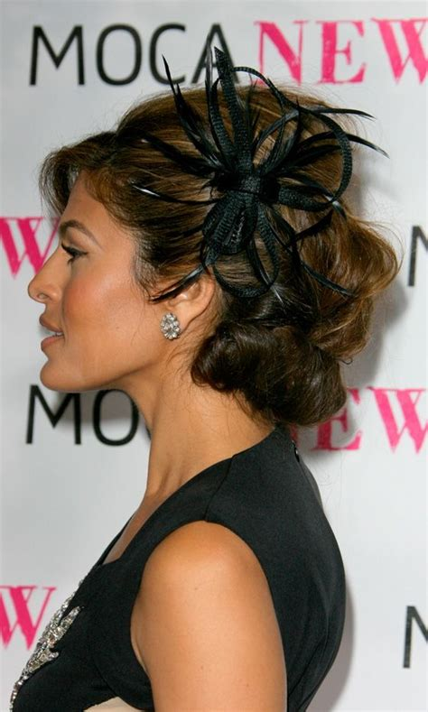 Wedding Guest Hairstyles With Fascinator by Hair A Collection Of Hair And Ideas To Try Side