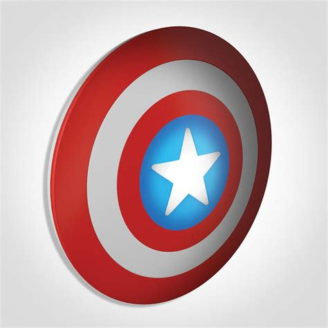 Dompet Captain America Shield captain america shield light menkind