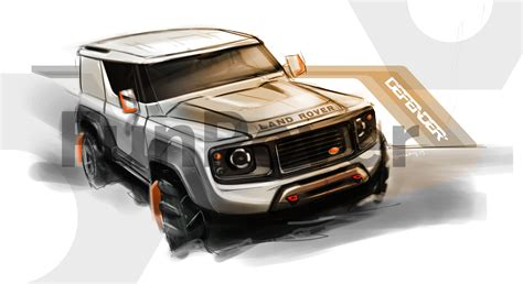 new land rover defender concept image gallery defender 90 2018
