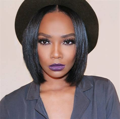 Hairstyles For Black With Relaxed Hair 2017 by Hair Id 233 Es Coiffure Afro Tresses Vanille