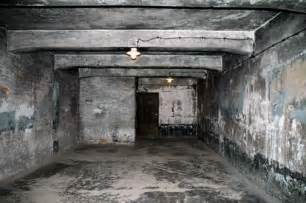 interior of the auschwitz gas chamber krema i 2005 photos