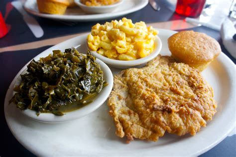 southern comfort soul food at nikki s place downtown