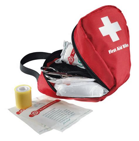 Peralatan Safety Aid Kit sunday sepeda safety