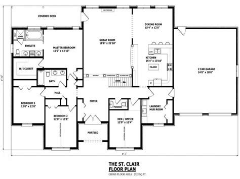 canadian home designs floor plans canadian home designs floor plans custom home designs