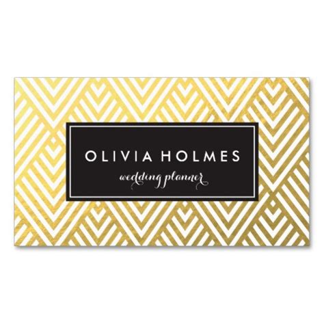 chevron print business card template gold chevron pattern business card ladyprints