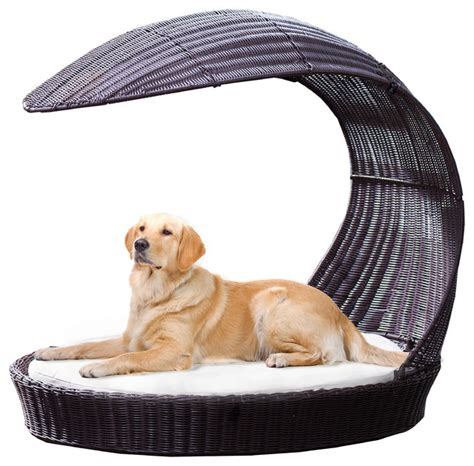 dog chaise bed outdoor dog chaise lounger xlarge contemporary dog