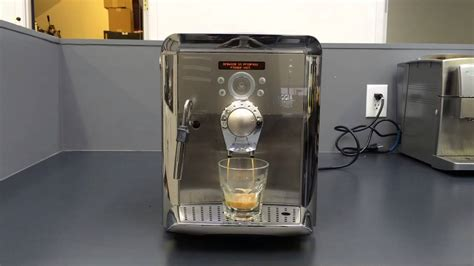 gaggia platinum swing gaggia platinum swing up hawaii youtube