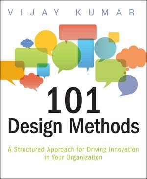 design method is wiley 101 design methods a structured approach for