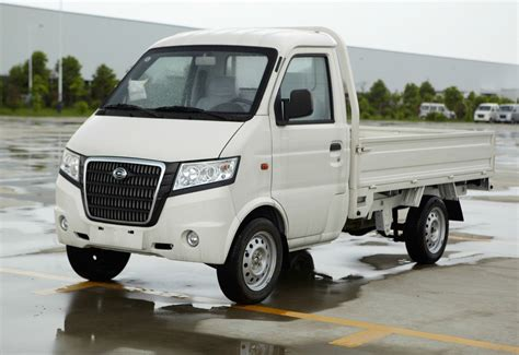 Gaz Pas Cher 1155 by Gonow Camion Pas Cher Chinoise Camion Mini Camion
