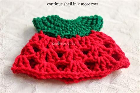 crochet free sandvicrochet free pattern crochet frock keychain