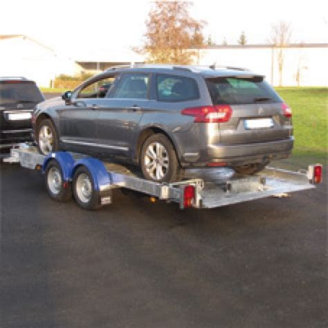remorque porte voiture 2 essieux remorque porte voitures 2 essieux cu 1t7 rpvm 2502 46