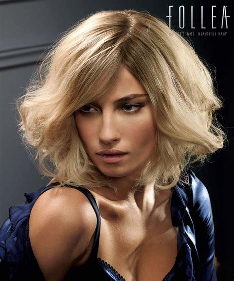 12 best beautiful follea wigs images on pinterest 100