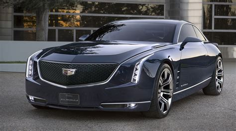 cadillac elmiraj concept a four seat luxury coupe image