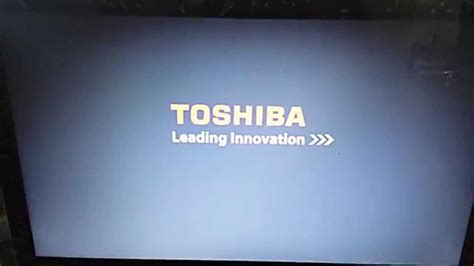 toshiba no bootable device restart fix