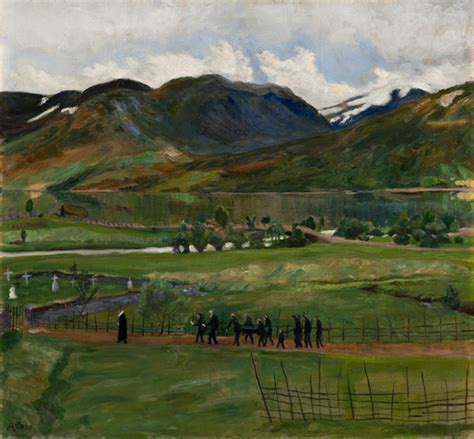 painting norway nikolai astrup nikolai astrup painting norway studio international