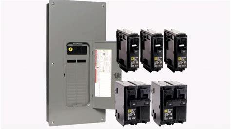 pushmatic breaker wiring diagram