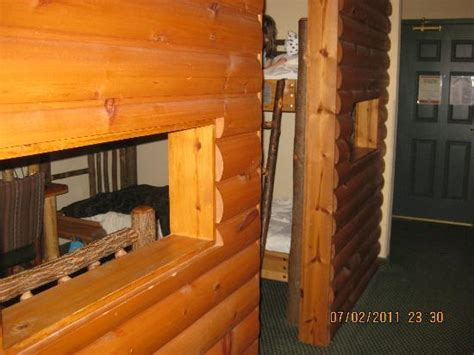 Great Wolf Lodge Cabin by The Quot Cabin Quot In The Suite Looks Different Than Website