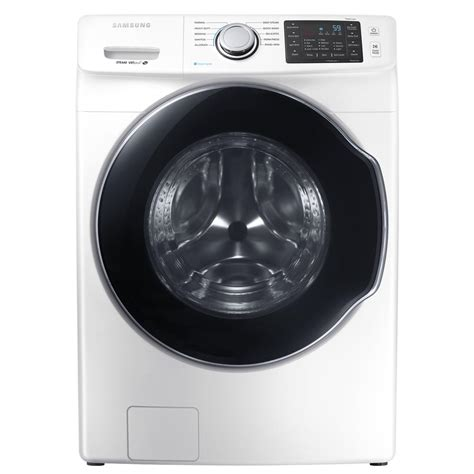 front load washer fan 4 5 cu ft high efficiency front load washer with