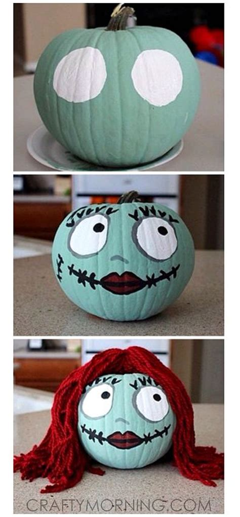 pumpkins decorated for christmas 50 of the best pumpkin decorating ideas kitchen with my 3 sons