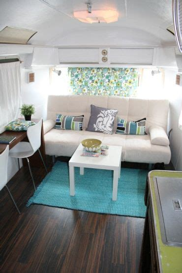 Remodeled Airstream Interiors by Remodeled Airstream Silverfish Trailers