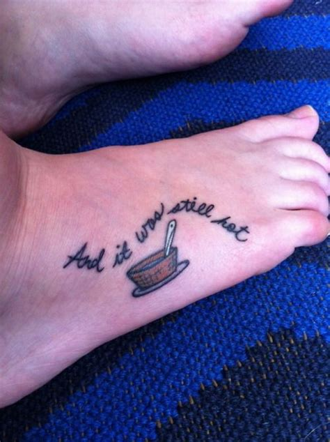 book inspired tattoos 50 tattoos inspired by books