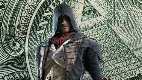 assassins creed illuminati outrageous conspiracy theories assassin s creed says are