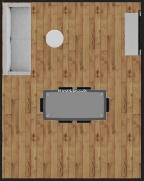 como decorar un salon comedor pequeño rectangular como distribuir un salon rectangular formas de distribuir