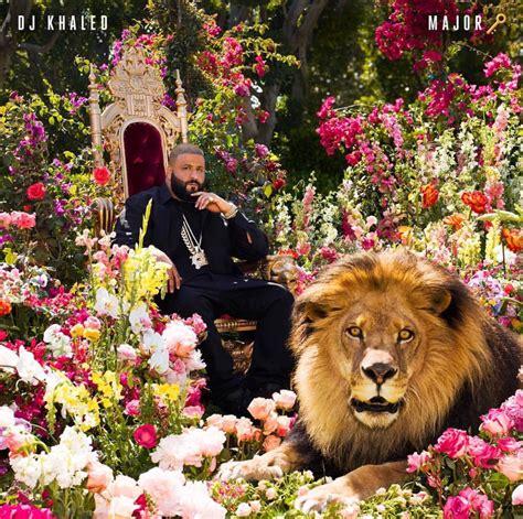 dj khaled cd dj khaled reveals quot major key quot album cover rap dose
