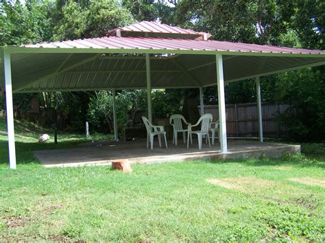 Backyard San Antonio by Backyard All Steel Custom Pavilion West San Antonio