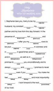 wedding vow template wedding vow template wedding vows wedding ideas and