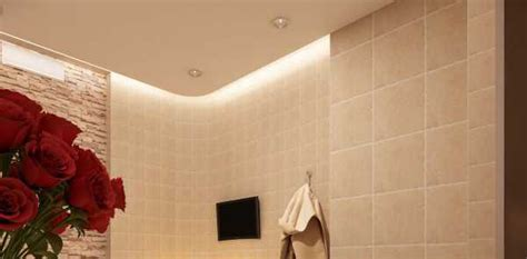 bathroom ceiling design ideas 30 glowing ceiling designs with led lighting fixtures
