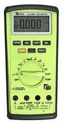 Tpi 183 True Rms Digital Multimeter With Temperature