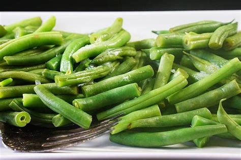 3 ingredient steamed green beans bowl me over
