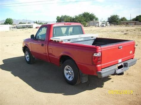 Truck Bed Air Mattress Ford Ranger by Purchase Used 2000 Ford Ranger 6cyl Cold Air Wheel