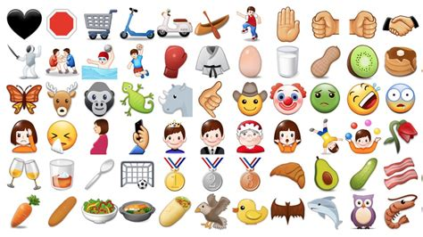emoji for android that show up how is trying to fix android s emoji problem