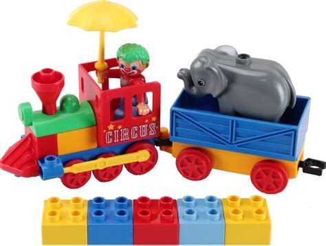 Lego Duplo Eisenbahn Set 223 by Lego Duplo 5606 Schiebezug Decotoys
