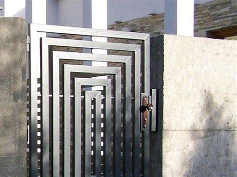 cancello ingresso cancello in metallo progetto per l ingresso pedonale