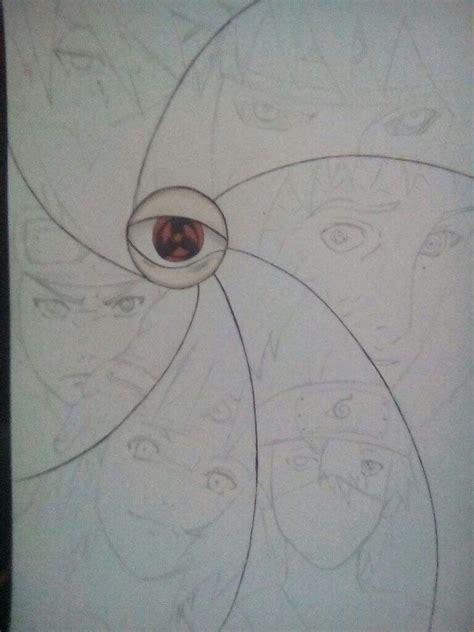 imagenes para dibujar kakashi dibujo de obito kakashi y minato anime amino