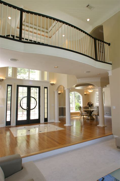 Foyer In A House by Luxury Mansion Designs Www Boyehomeplans