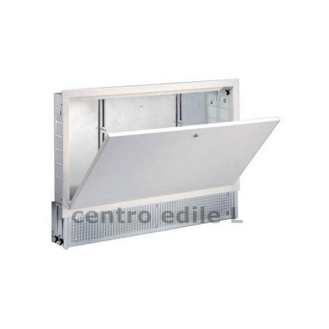 cassetta per collettori idraulici sportello e cassetta per collettore centro edile