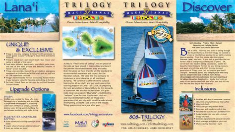 hawaii brochure template brochure kiosk pics brochure for hawaii