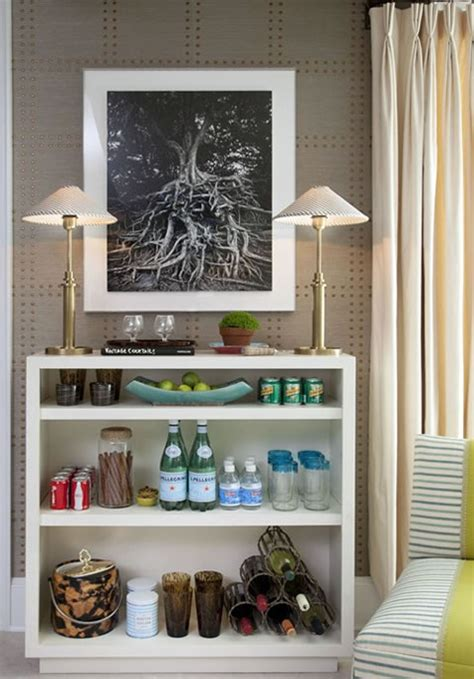 mini bar at home the cave