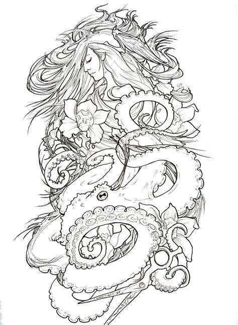 three quarter sleeve tattoo three quarter sleeve top by jessigraden tattoomagz