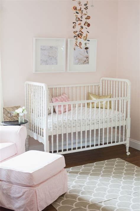 girly sea inspired nursery by vitalic photo gray rugs