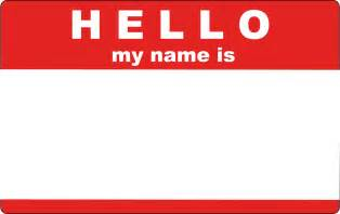 Madre minutes hello my name is