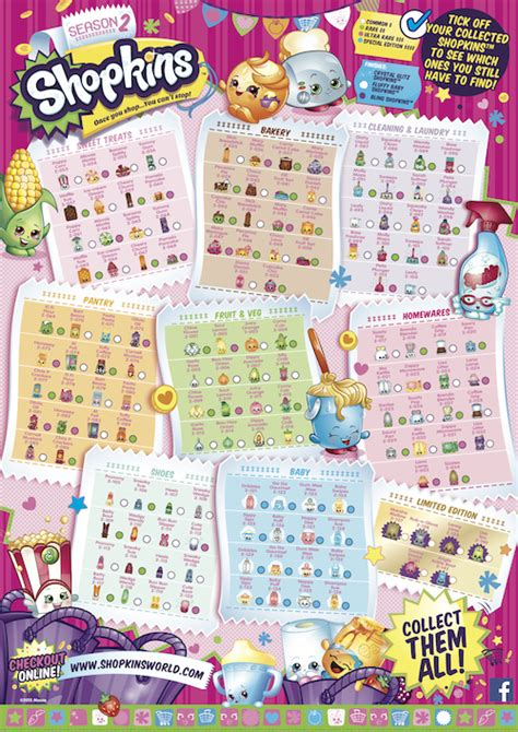 printable shopkins poster free coloring pages of shopkins poster